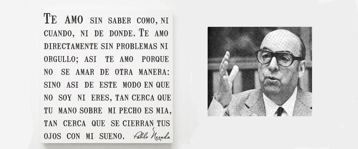 Chilean Poet Pablo Neruda. © UNESCO.