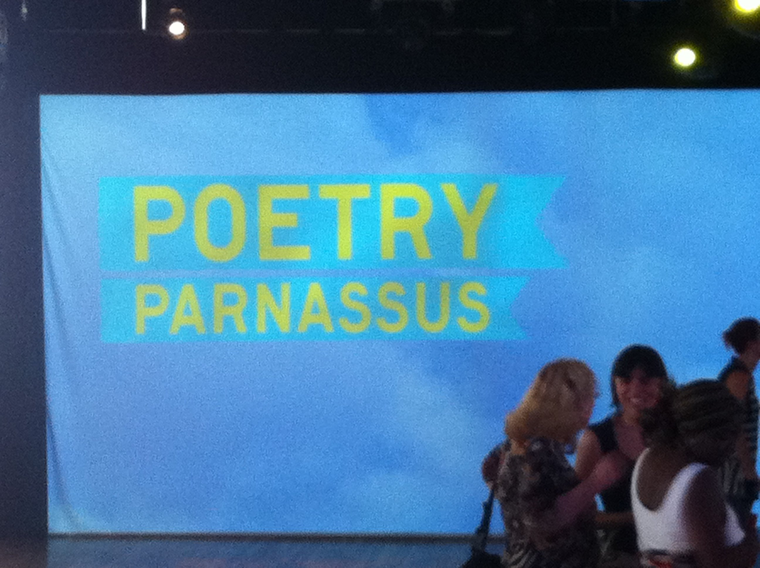 Poetry Parnassus at the London SouthBank Centre